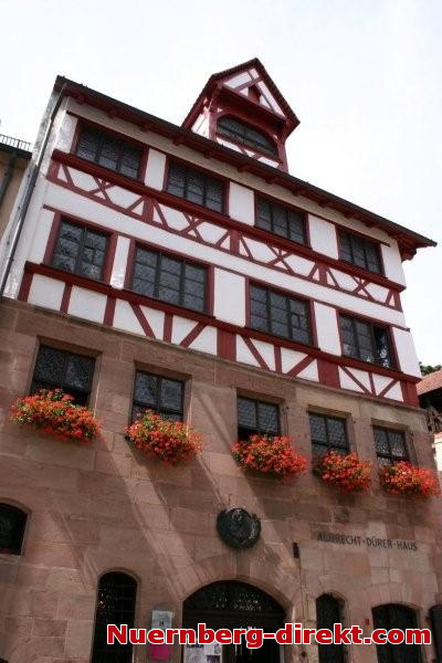 Bildergalerie - Kategorie: Albrecht Dürer - Bild: 07-Duerer-Haus