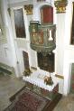 18-Kanzel mit Altar