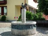 14-Brunnen vor Rathaus